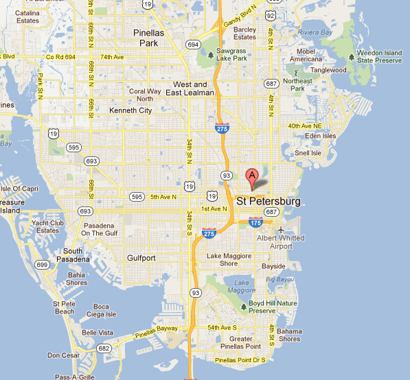 Fresh Vitality of St Petersburg FL 7275029000