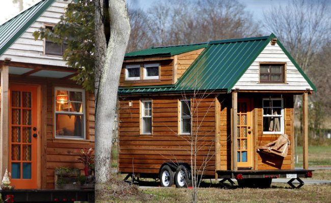 Tiny House Tours And Film Screening Of Living Tiny