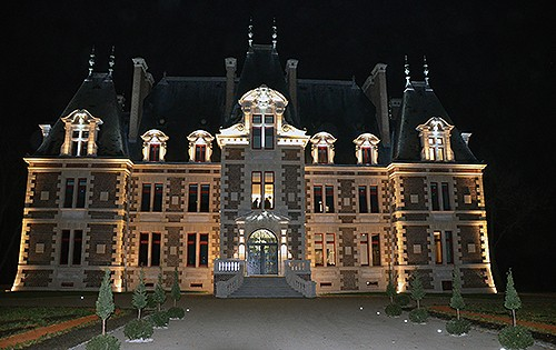 chateau  Photo de Normandie Magazine