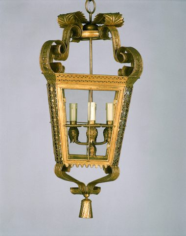 Lanterna Aranguez (pequena)