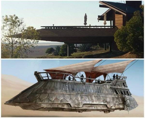 Jabba sail barge