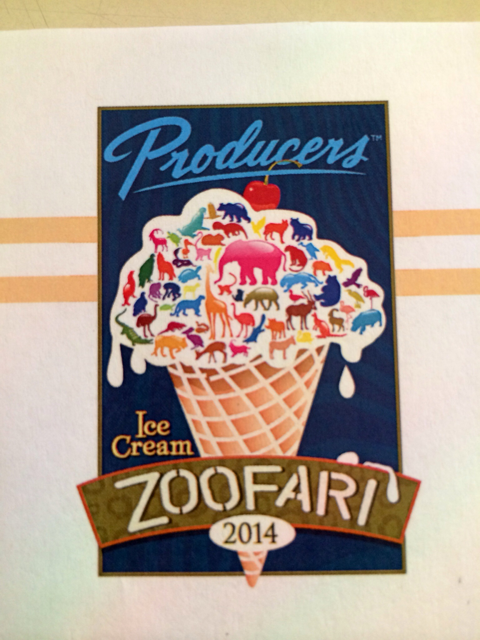 Ice Cream Zoofari at the Fresno Zoo