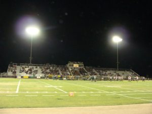 The night cap in Madera Ranchos