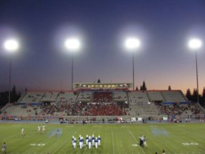Veterans Memorial Stadium