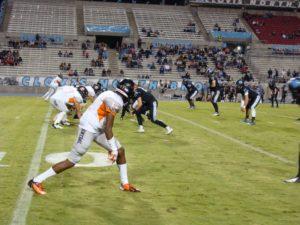 Malik White at wideout