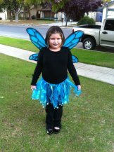 A dark fairy-but with a smile. :)