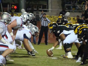 FresYes! Featured Game of Round 4: Division 1: (2)Liberty Patriots @ (1)Edison Tigers (2014 Valley Championship)