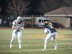 AJ Greeley played corner, running back, receiver, punter, and quarterback