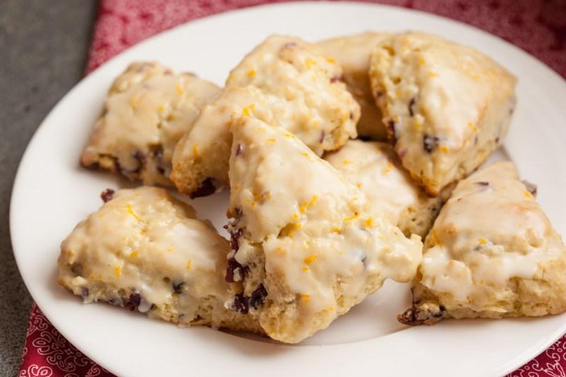 cranberry-orange-scones