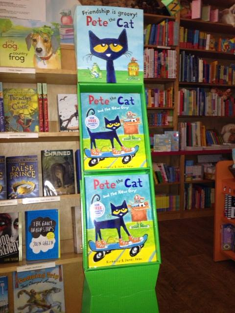 My son loves Pete the Cat!
