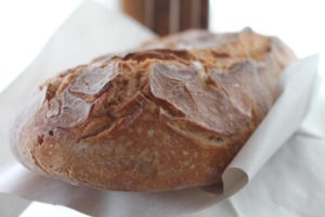 West Coast Mennonite bread