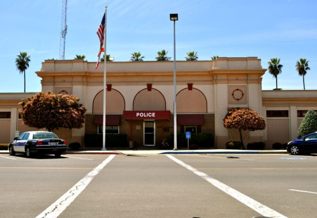 Selma Police Headquarters