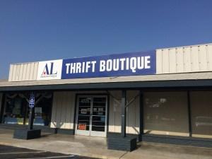 Donate Local: Assistance League Thrift Boutique
