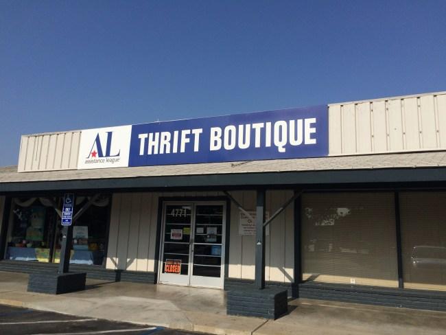 Assistance League Thrift Boutique