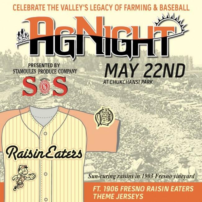 Ag Night Fresno Grizzlies