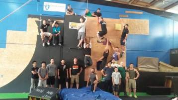 Ninja Group Photo