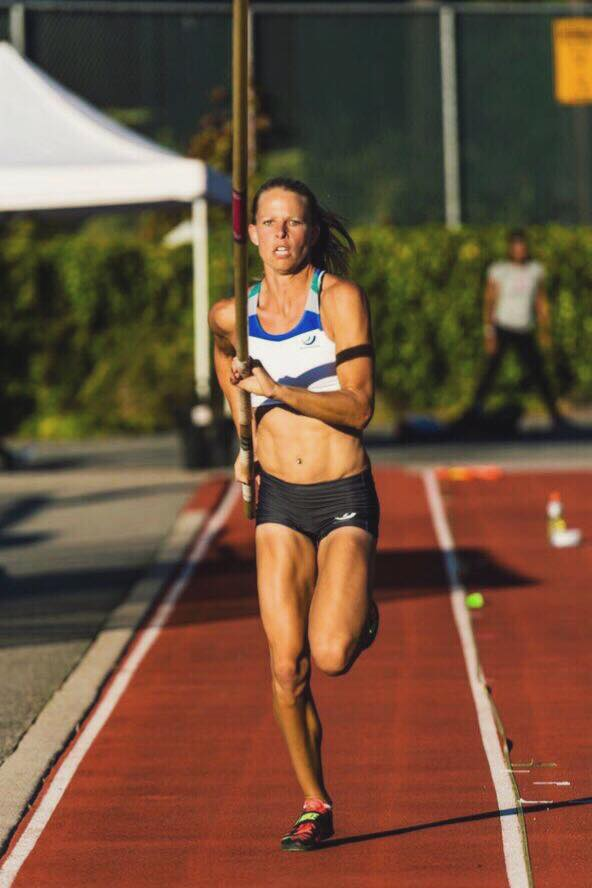SOARing to New Heights with Local Pole Vaulter Mallory Gilbert