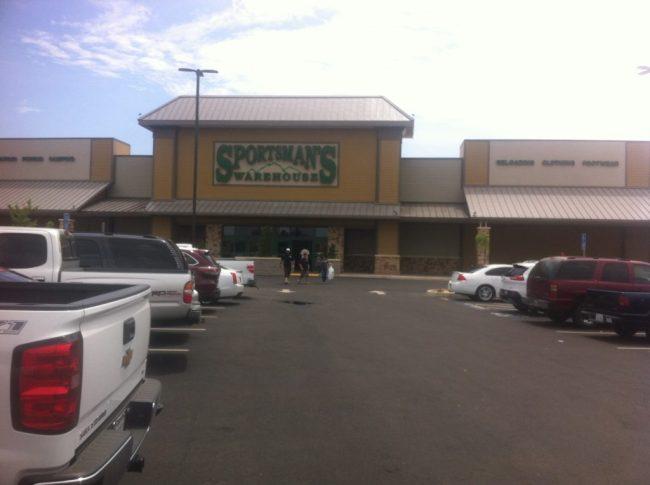 Sportman's Warehouse