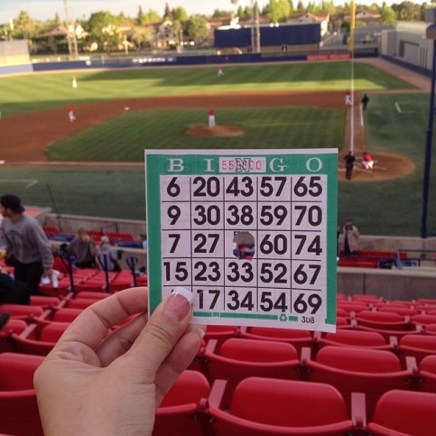 Fresno State Bingo