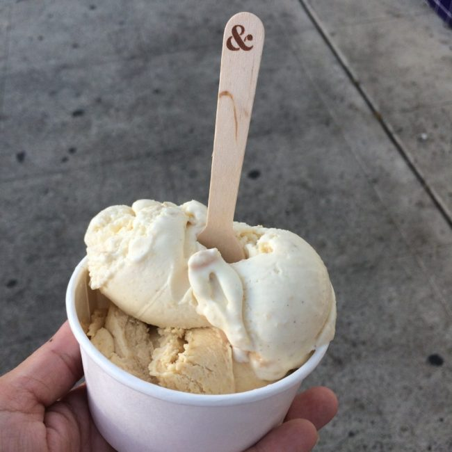 Ampersand Ice Cream