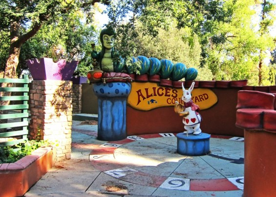 Alice Courtyard