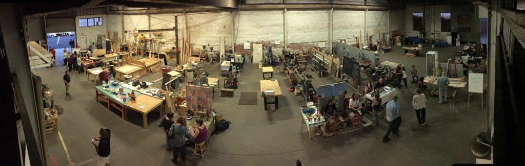 Inside Fresno Ideaworks