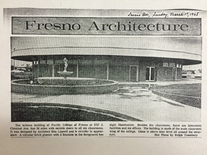 Pacific College Of Fresno
