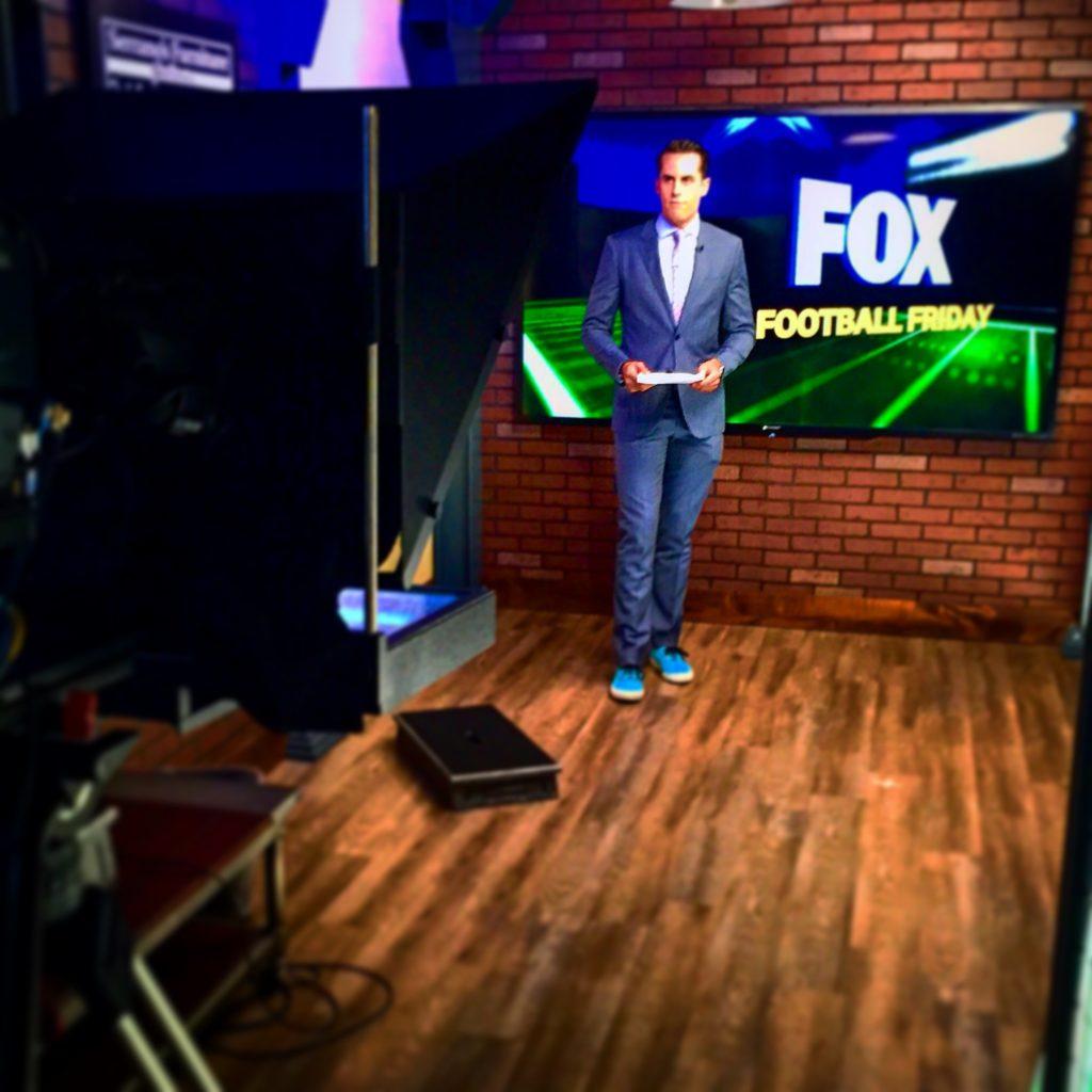 On the Fox set