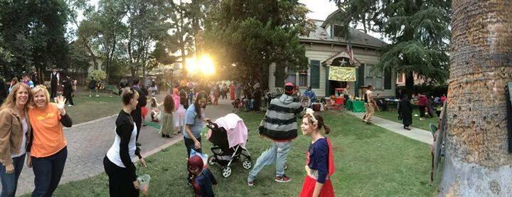 Halloween at Martin Park 2014