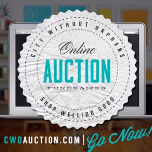 City Without Orphans Online Auction