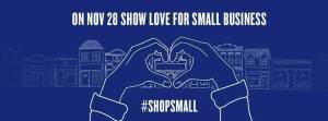 Shop Local: Small Business Saturday