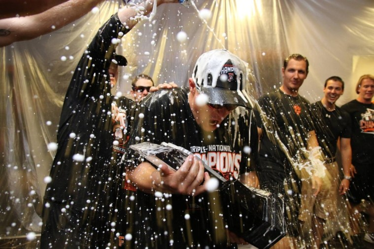 Fresno Grizzlies Win the National Championship