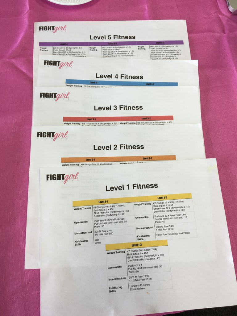 Fightgirl Fitness Workouts