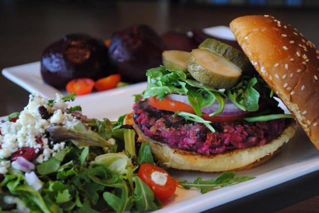 eureka! Veggie Burger