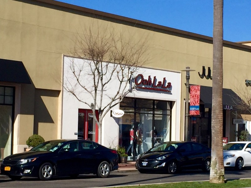 Ooh La La's Riverpark storefront