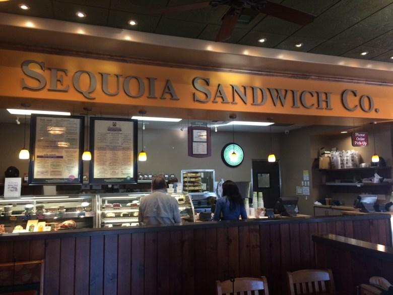 Sequoia Sandwich Company in Clovis