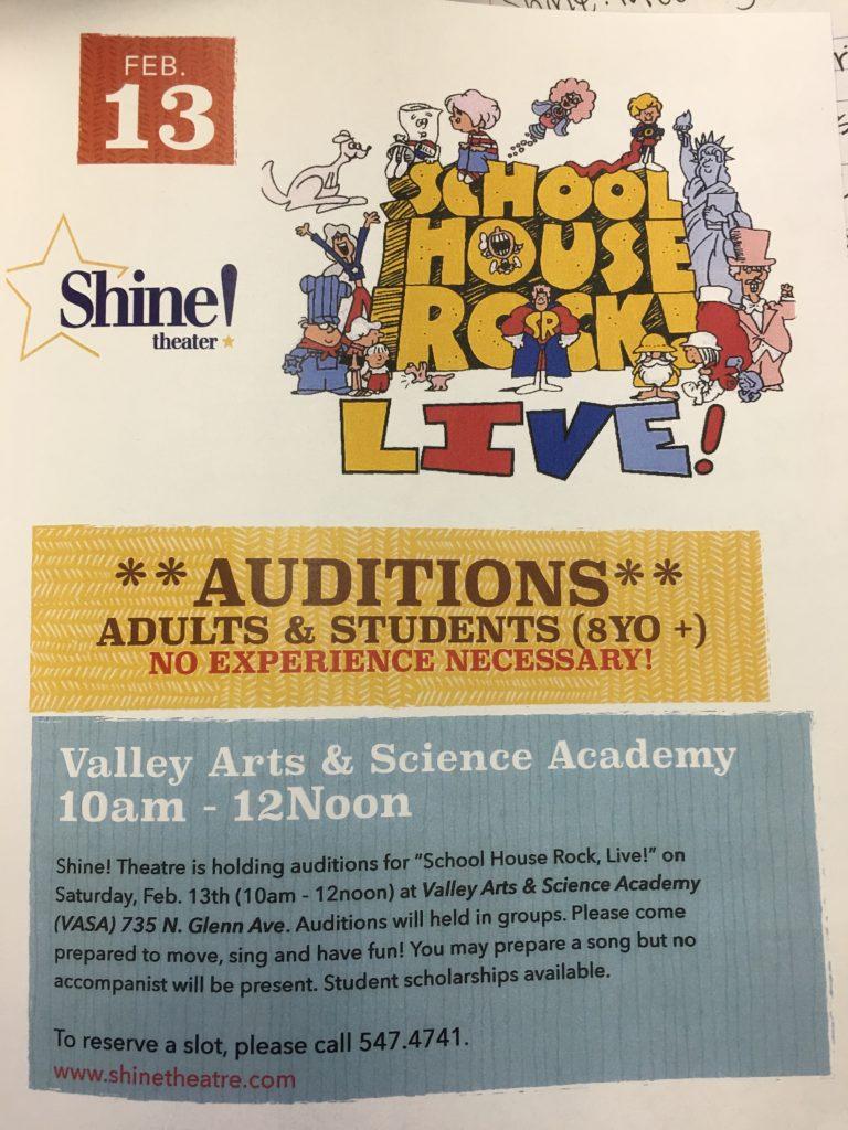 School House Rock Poster