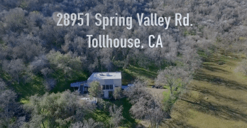 28951 Spring Valley Rd. Tollhouse