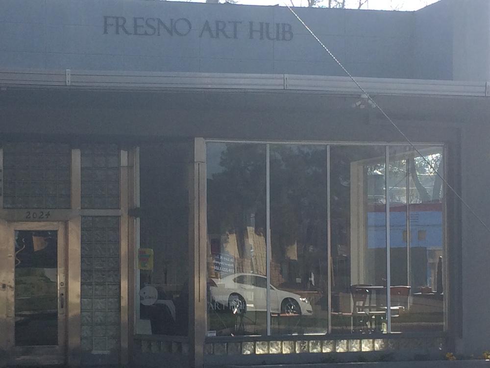 fresno art hub