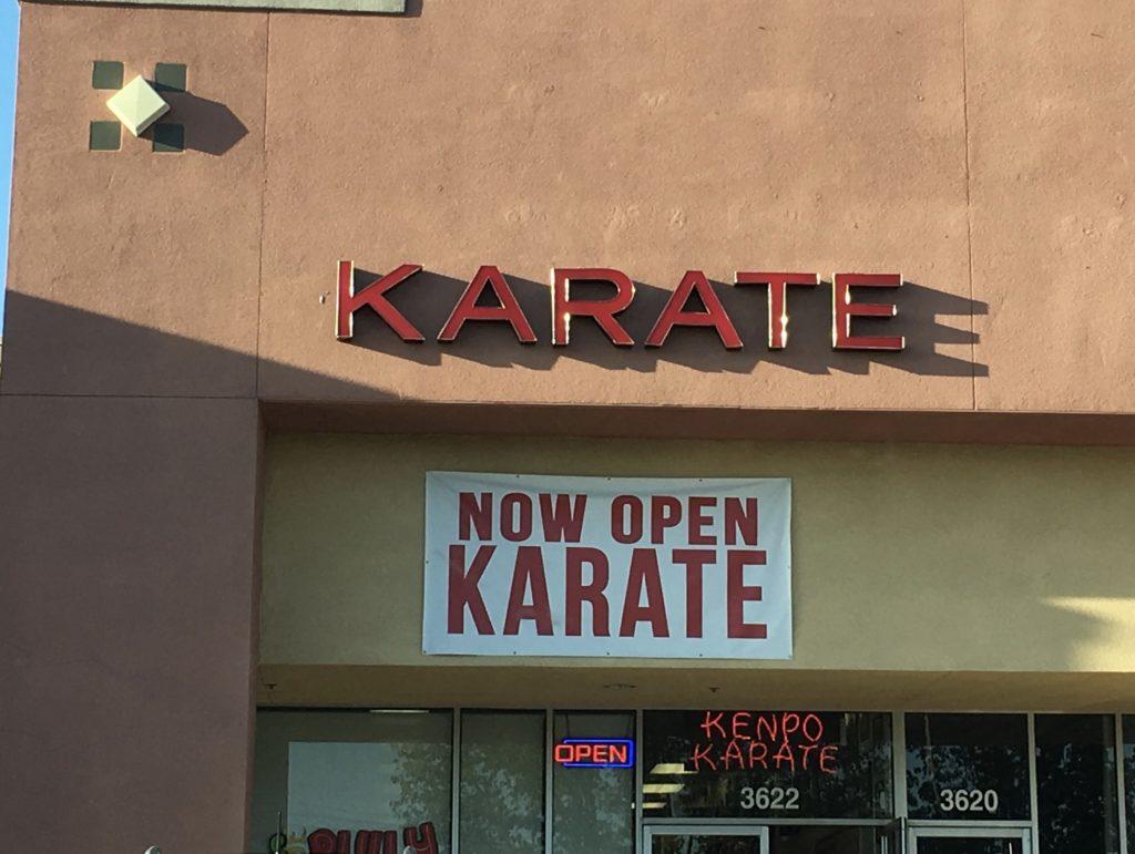 Bell's Kenpo Karate