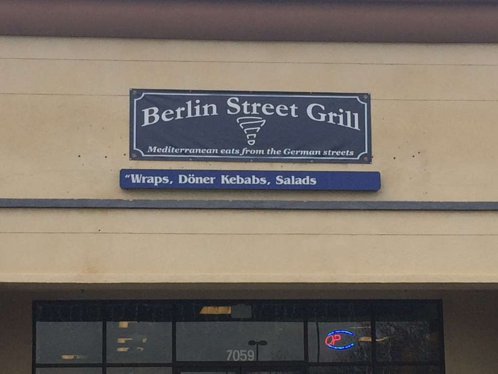Berlin Street Grill