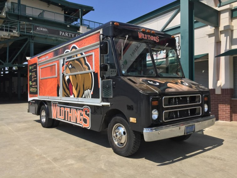Photo Courtesy of Fresno Grizzlies