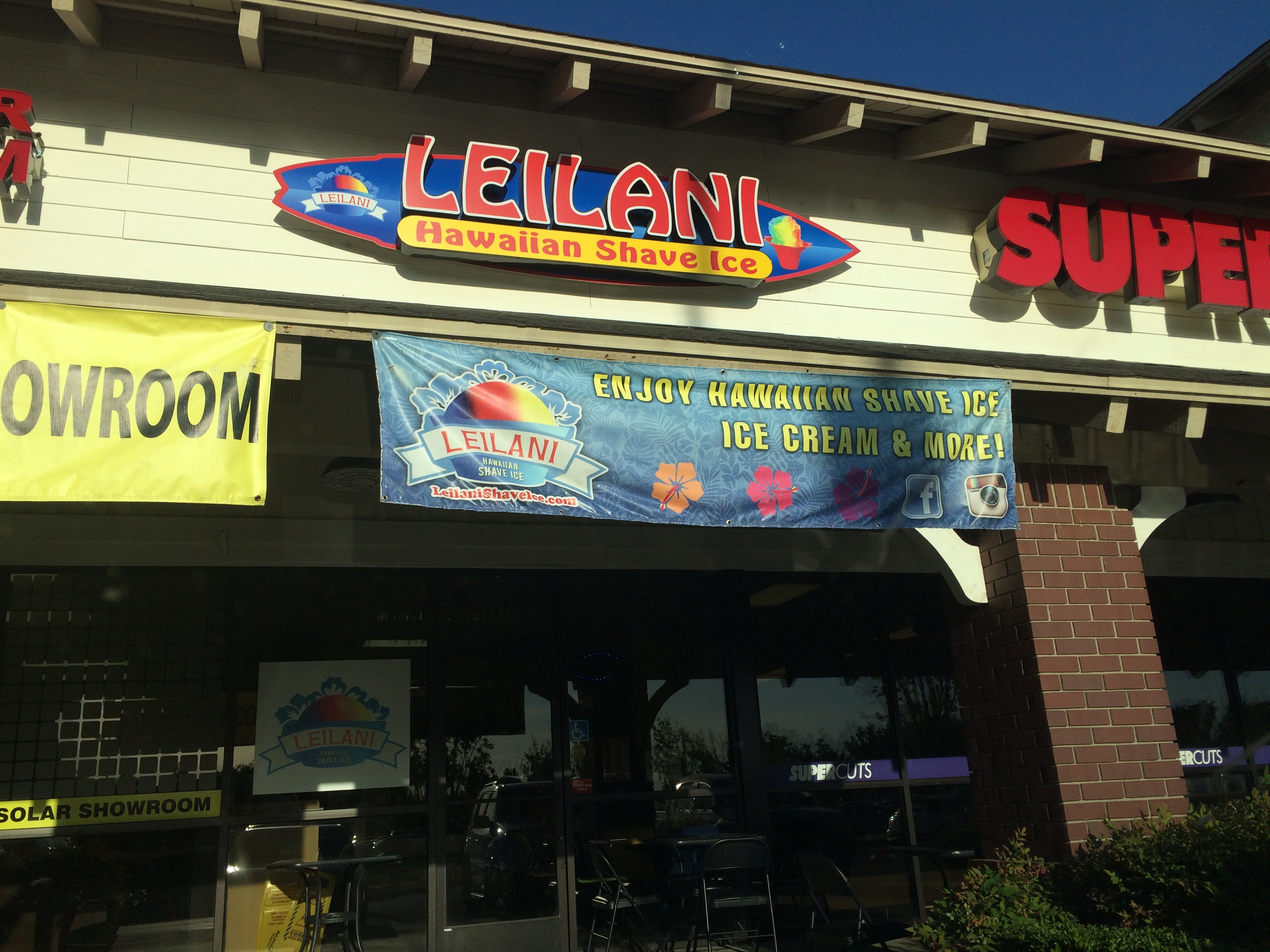Leilani Hawaiian Shave Ice