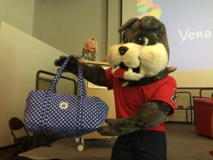 Vera Bradley Debuts New Bulldog Gear at Fresno State Lunch