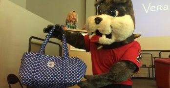 Vera Bradley Debuts New Bulldog Gear at Fresno State Lunch