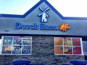 The Fresno Dutch Bros Phenomenon (and a giveaway!)