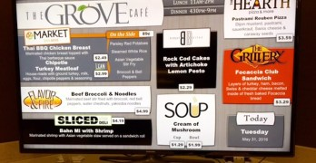 The Grove Cafe: An unexpected place, for exceptionally tasty eats!