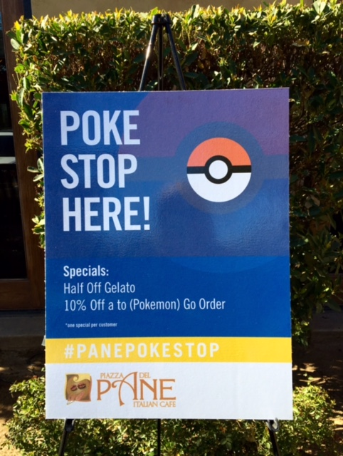pokemon go business marketing