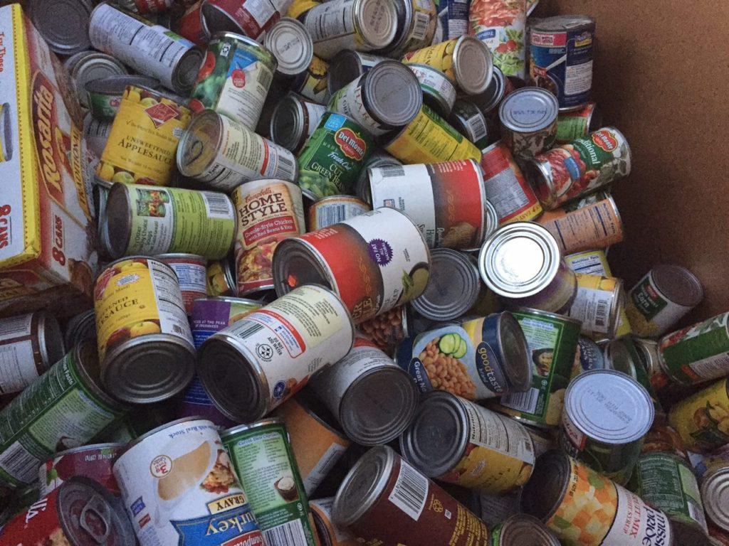 """Feed the Need"" Food Drive Courtesy: Fresno Fair Facebook"