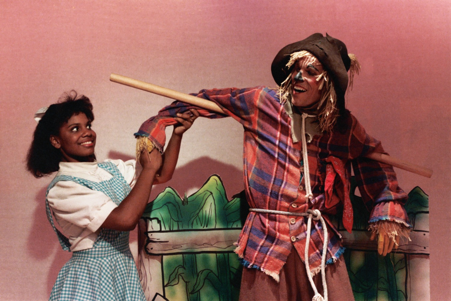 Audra McDonald in the Wiz - 1987